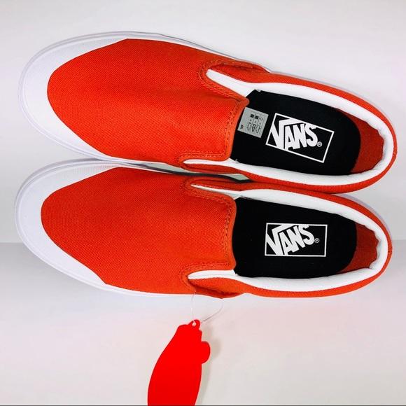 Vans Other - VANS Classic Slip On 138 Puréed Pumpkin Sneakers